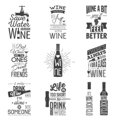 Vintage Wine Quotes Vector Images Over 200