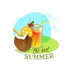 The best summer vector
