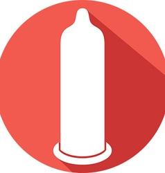 Condom Icon vector image vector image