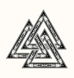 sacred geometry 0154 vector image