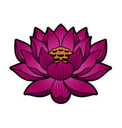 A a lotus vector