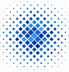 Blue abstract square pattern background - graphic vector