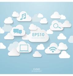 Cloud connection vector