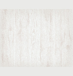 Texture of white wooden background vector