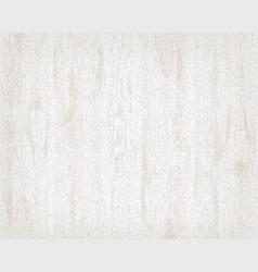 Texture white wooden background vector