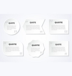 Timeless wisdom quotes icons set vector