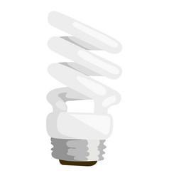 saving bulbs electric bright vector image
