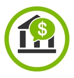 Bank Transfer icon vector