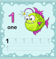 Educational to learn how to count one vector