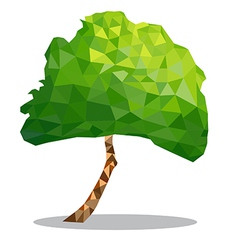 Polygonal tree vector