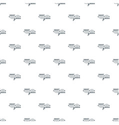 smart media pattern seamless vector image