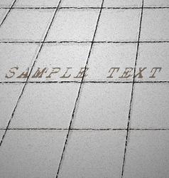 Tiles ground background vector
