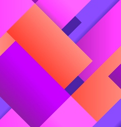 Trendy Material Abstract Background vector image