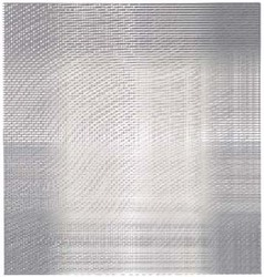 1Silver background with shadow stripes vector image