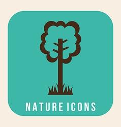 nature design vector image
