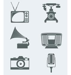 appliances vector image