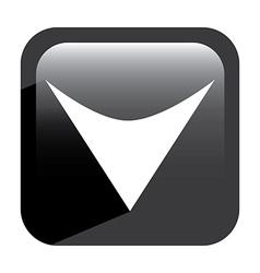 download arrow design vector image