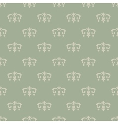 Wallpaper vintage style vector
