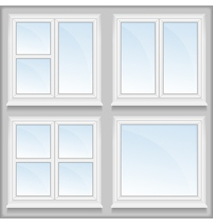 Windows vector image