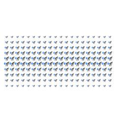 Fart gases shape halftone pattern vector