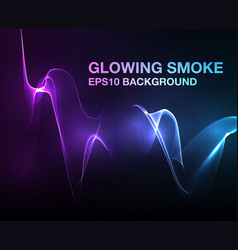 Lights - smoke vector