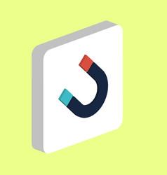 Magnet magnetism computer symbol vector