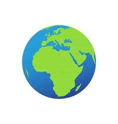 Globe-380x400 vector image