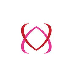 Human character logo signhealth care logo nature vector