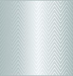 trendy simple seamless zig zag silver geometric vector image