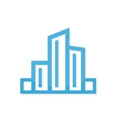 home logo design template House Logo Real vector image