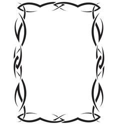 Elegant framework for design vector
