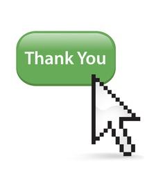 Thank You Button Click vector