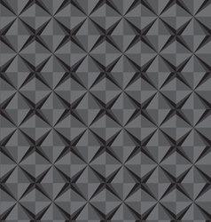 Seamless pattern gray tile vector image