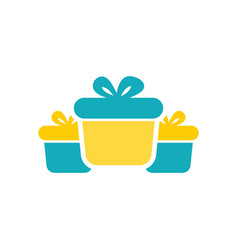 Gift box ilustration vector