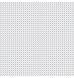 Modern seamless geometric pattern dots in the line vector image