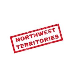 Northwest Territories Rubber Stamp vector
