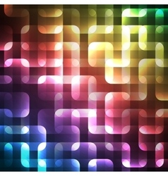Abstract bright spectrum wallpaper vector