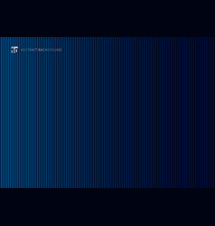 abstract dark blue striped vertical lines vector image