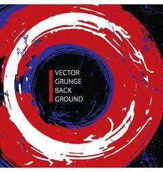 Grunge brushes background made using vector image vector image