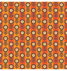 Abstract seamless pattern with strips vector image vector image