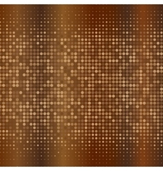 Abstract doted background vector image