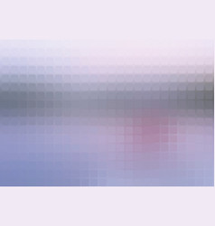 Pale pink grey blue mosaic background vector