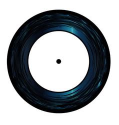 Seven inch vinyl vector