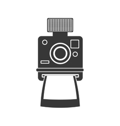 camera icon Retro Technology design vector image