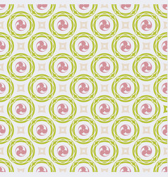 pattern 0043 3 japanese symbol vector image