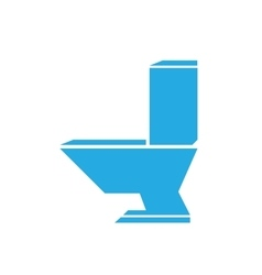 Toilet symbol toilet sign vector