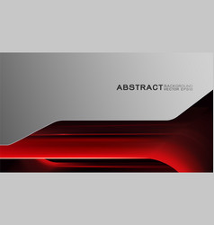 abstract trendy and technology concept vector image