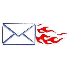 Express mail message vector