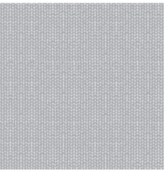 Knitted Seamless Fabric Pattern vector