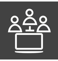 Online Help vector
